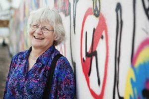 Irmela Mensah-Schramm Graffitis