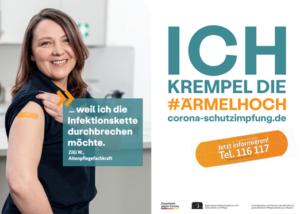 Kampagne #ärmelhoch
